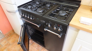 Repair and Service to a Rangemaster Classic